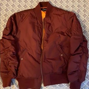 Pacsun bomber jacket